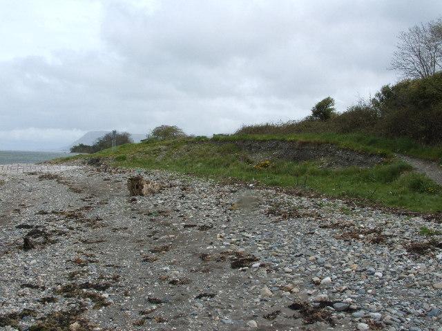 Beach at Aber Ogwen