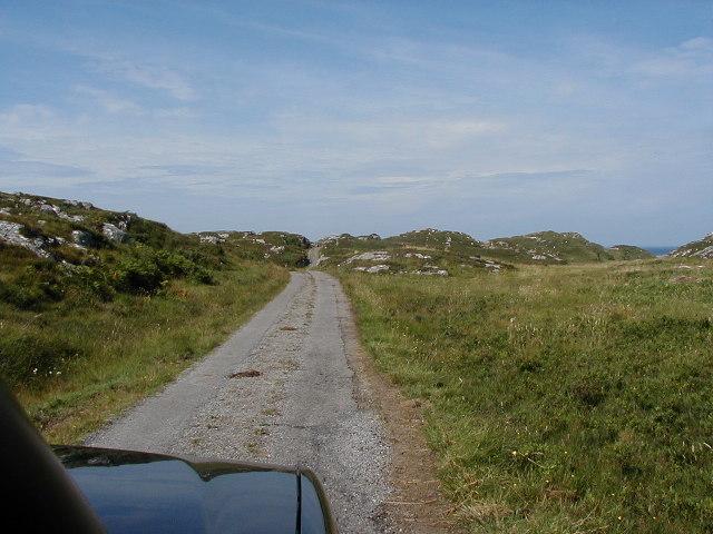 Main Road, Coll