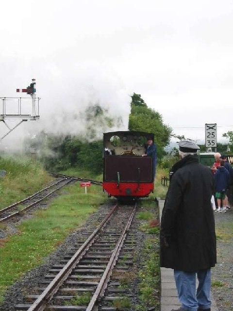 Welsh Highland Railway (Porthmadog) station