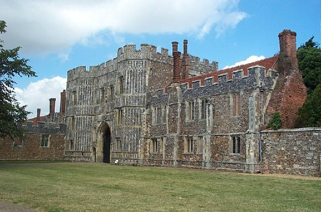 The Priory in St Osyth