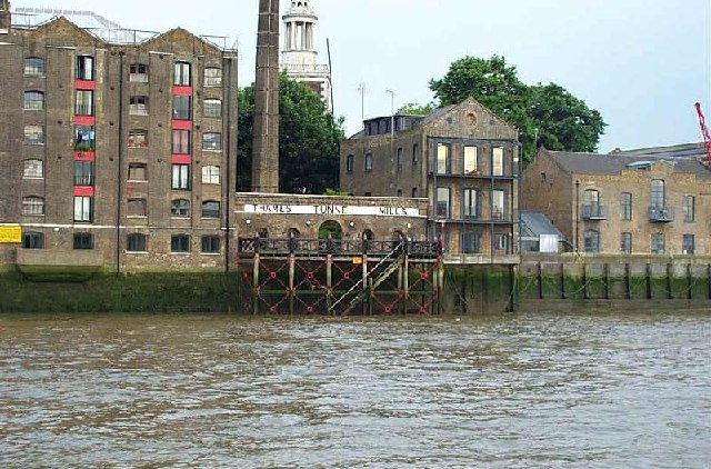 Thames Tunnel Mills