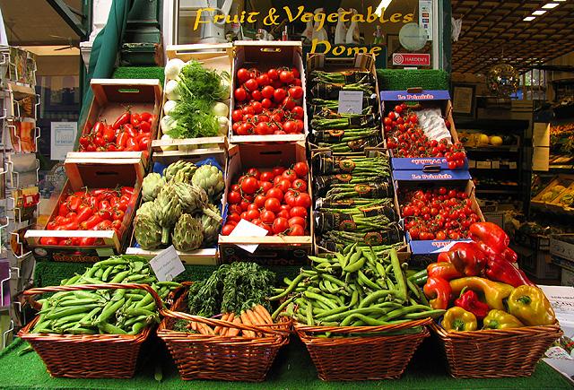 Fruit and Vegetables: Turnham Green