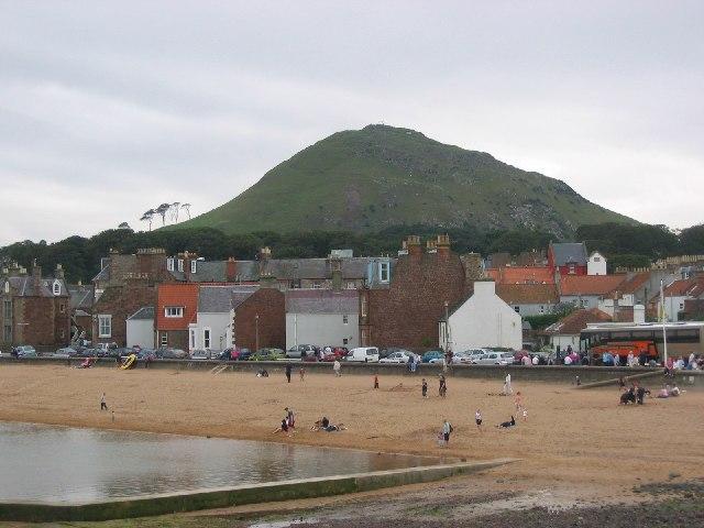 Beach, North Berwick.