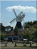 TQ2372 : Wimbledon Windmill by Mark Pepall