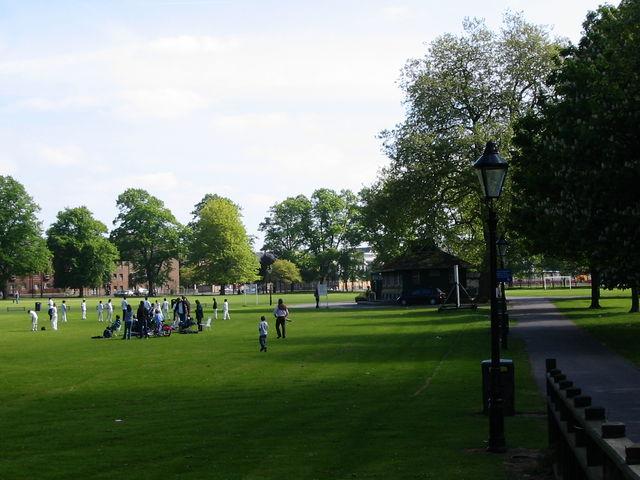 Hoglands Park, Southampton