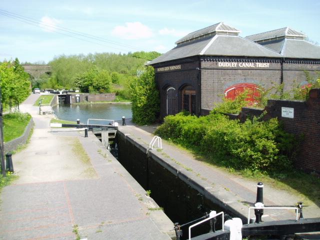 Pumphouse at Park Head Junction