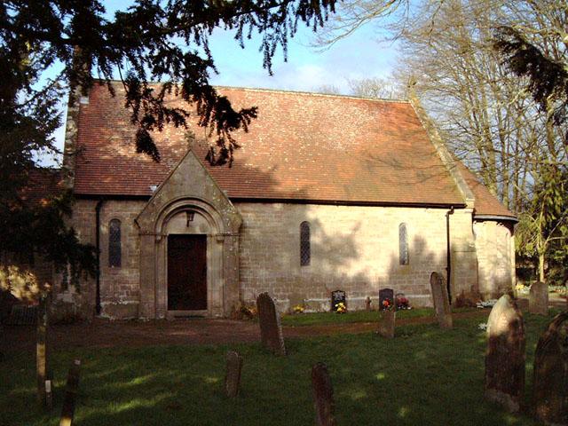St Mary's Church, Huntington Lane, Hereford