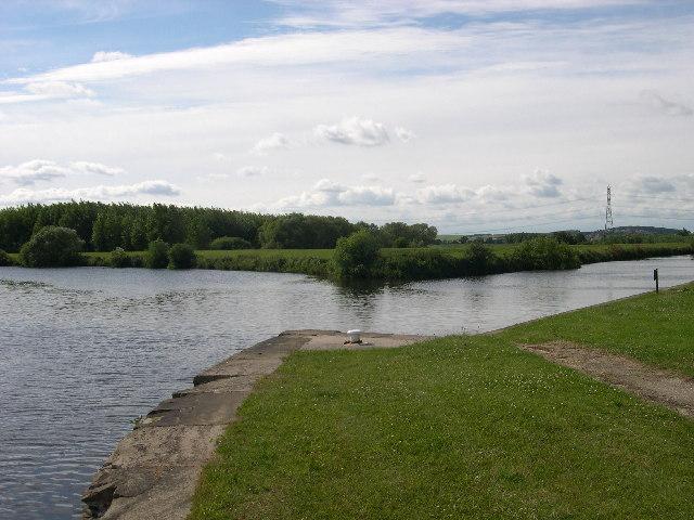 Castleford Lock Junction
