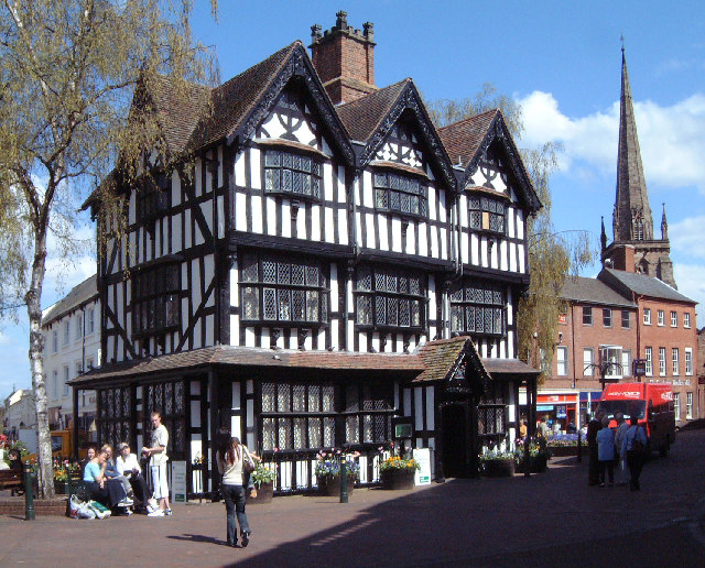 The Old House, High Town, Hereford