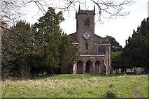 SK2957 : St Mary's Church, Cromford, Derbyshire by Rob Bradford