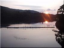 NN9357 : Loch Faskally by Gordon McKinlay
