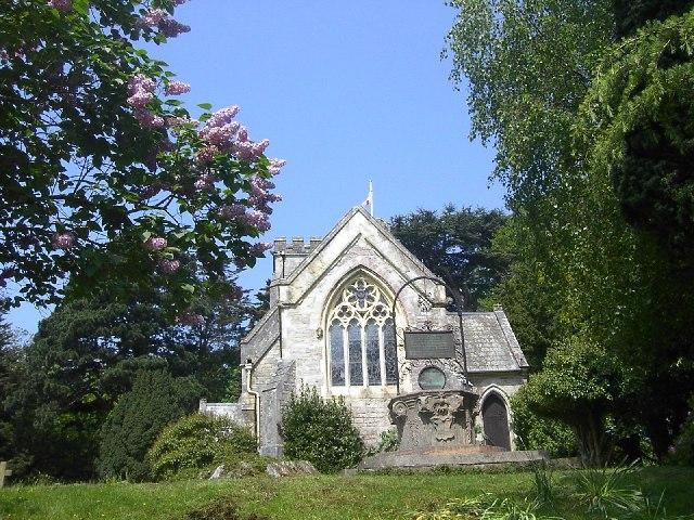St Mary's Church Brownsea Island