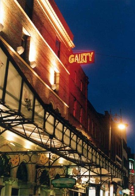 Dublin Gaiety Theatre