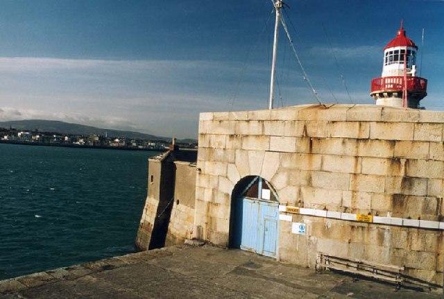 Dun Laoghaire Lighthouse, East Pier