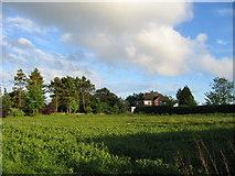 SP3369 : Cubbington Heath Farm by David Stowell
