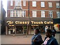 SU9779 : The Classy Touch Cafe, Slough by Jo