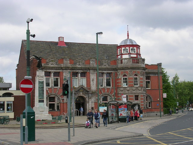 Eccles Library