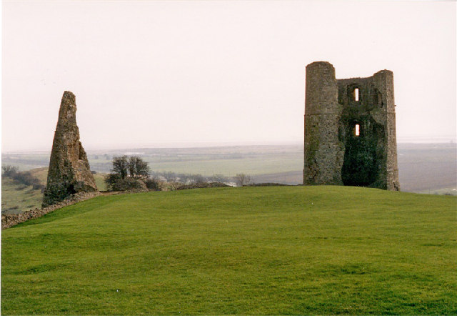 Hadleigh Castle (remains)