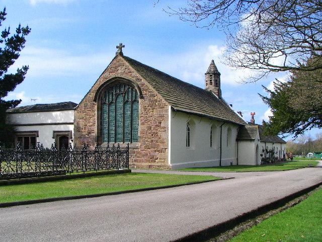 Lathom Chapel, Ormskirk