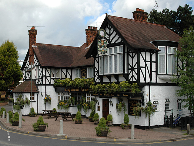 The Kingswood Arms