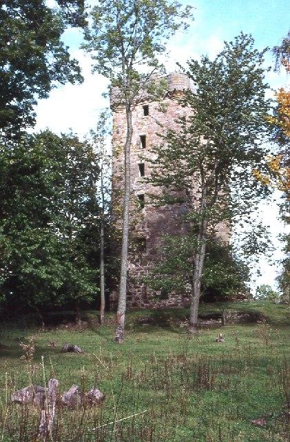 Burgie Castle