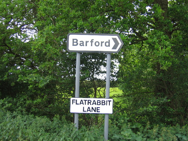 Flatrabbit Lane