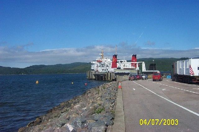 Kennacraig Ferry for Islay