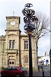 SO9596 : Bilston Town Hall by Adrian Bailey