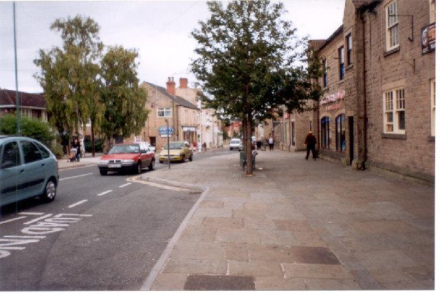 High Street, Mansfield Woodhouse