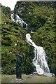 G6690 : Assarnacally waterfall by Nigel Callaghan