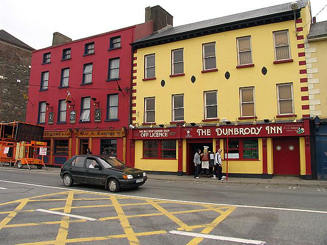The Dunbrody Inn: New Ross