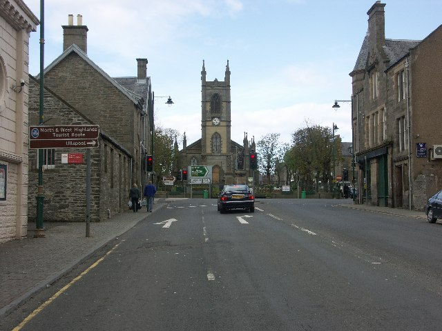 St Peter and St Andrew's Church, Thurso