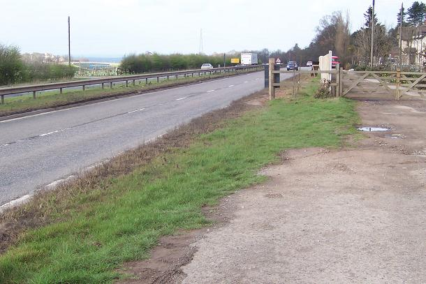 A38 at Canwell