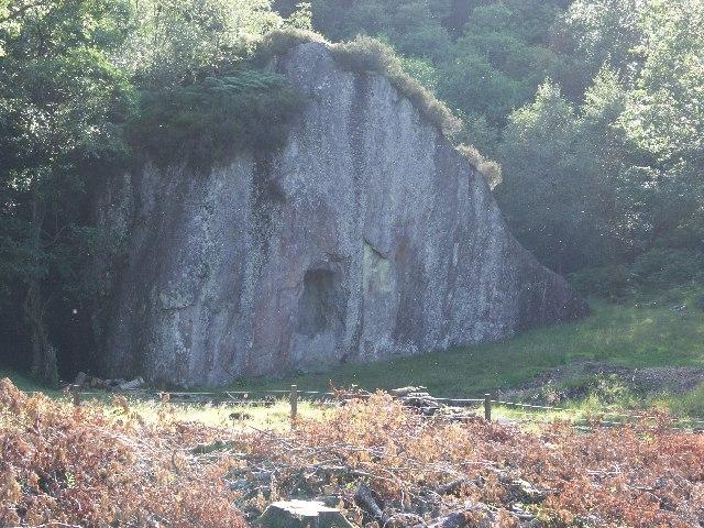Pulpit Rock, Loch Lomond