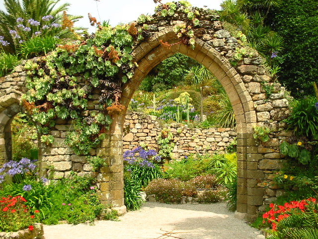 The Abbey Garden, Tresco