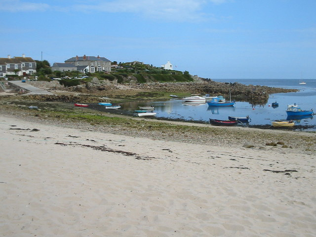 Old Town Beach, St. Mary's