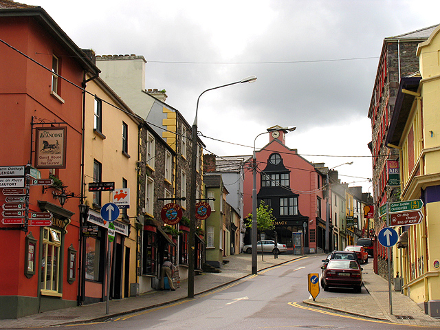 Killorglin Main Street