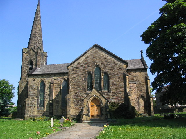 St Paul's C of  E Church Wibsey