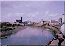 TA1031 : On the bank of the River Hull by Andy Beecroft