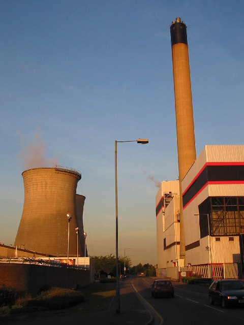 Slough Power Station