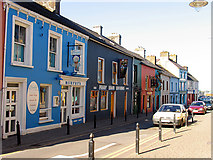 Q4401 : Dingle Harbour Street by Pam Brophy