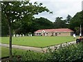 SU4410 : Mayfield Park, Weston, Southampton by Dave Jacobs
