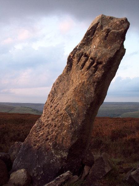 The Greenwood Stone, Midgley Moor