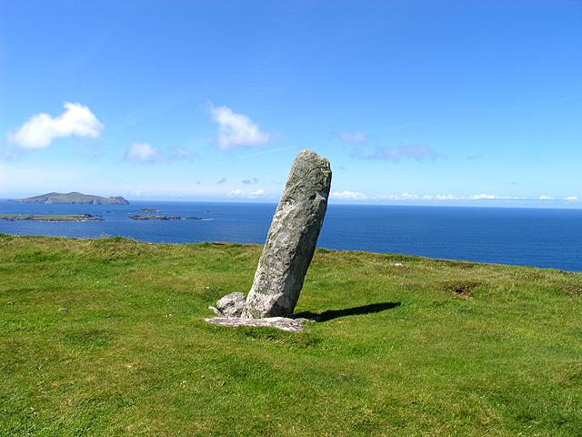 Dun Cin Tire: Dunmore Head