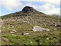 Q3102 : An Ghraig Peak by Pam Brophy