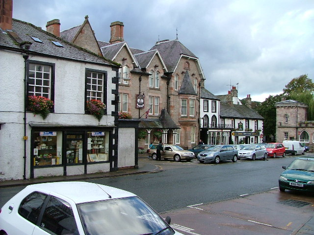 Appleby Market Square