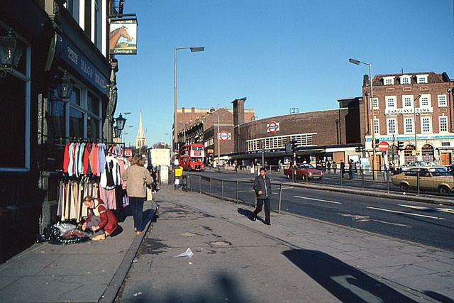 Wood Green (from the late 1970's)