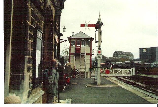 Darley Dale Station (1990s)