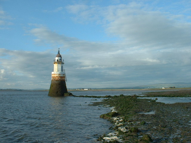 Abbey Lighthouse, River Lune