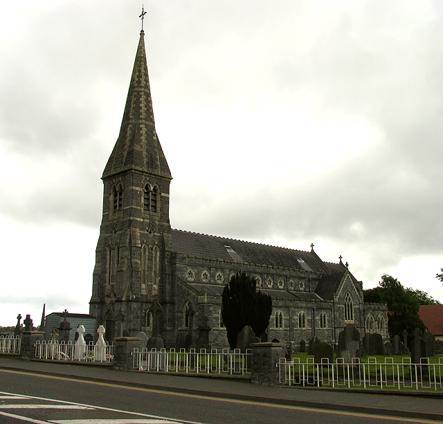 Church in Waterford